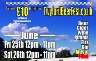 Twyford Beer Festival
