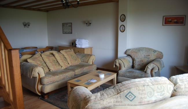 Charming oak beam cottages