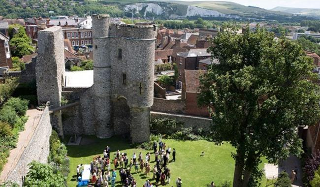 Lewes Castle & Barbican House Museum