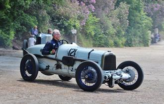 Brooklands Relived: Celebrating the 95th Anniversary of the British Grand Prix