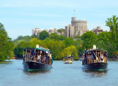 Buy tickets from the Royal Windsor Information Centre for many events and attractions including river trips with French Brothers boats