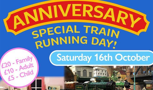 30th Anniversary Running Day