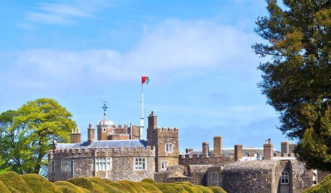 Walmer Castle & Gardens