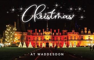 Christmas at Waddesdon