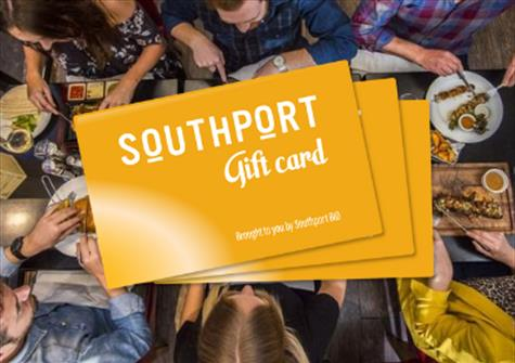 Southport launches its very own gift card