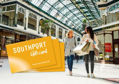 Thumbnail for Southport Shopping Card