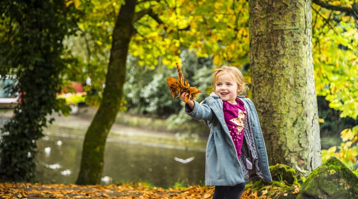 Explore our parks & gardens