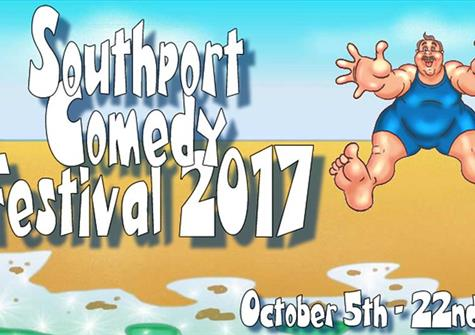 The Southport Comedy Festival is coming to Town