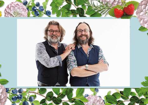 Hairy Bikers to cook up a storm at next year's Southport Flower Show