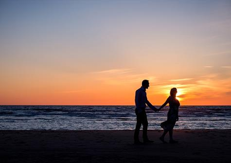 The perfect romantic break