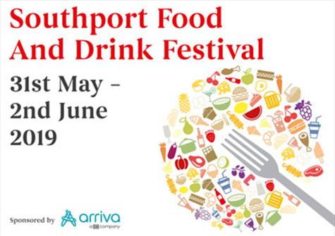 Southport Food and Drink Festival this weekend