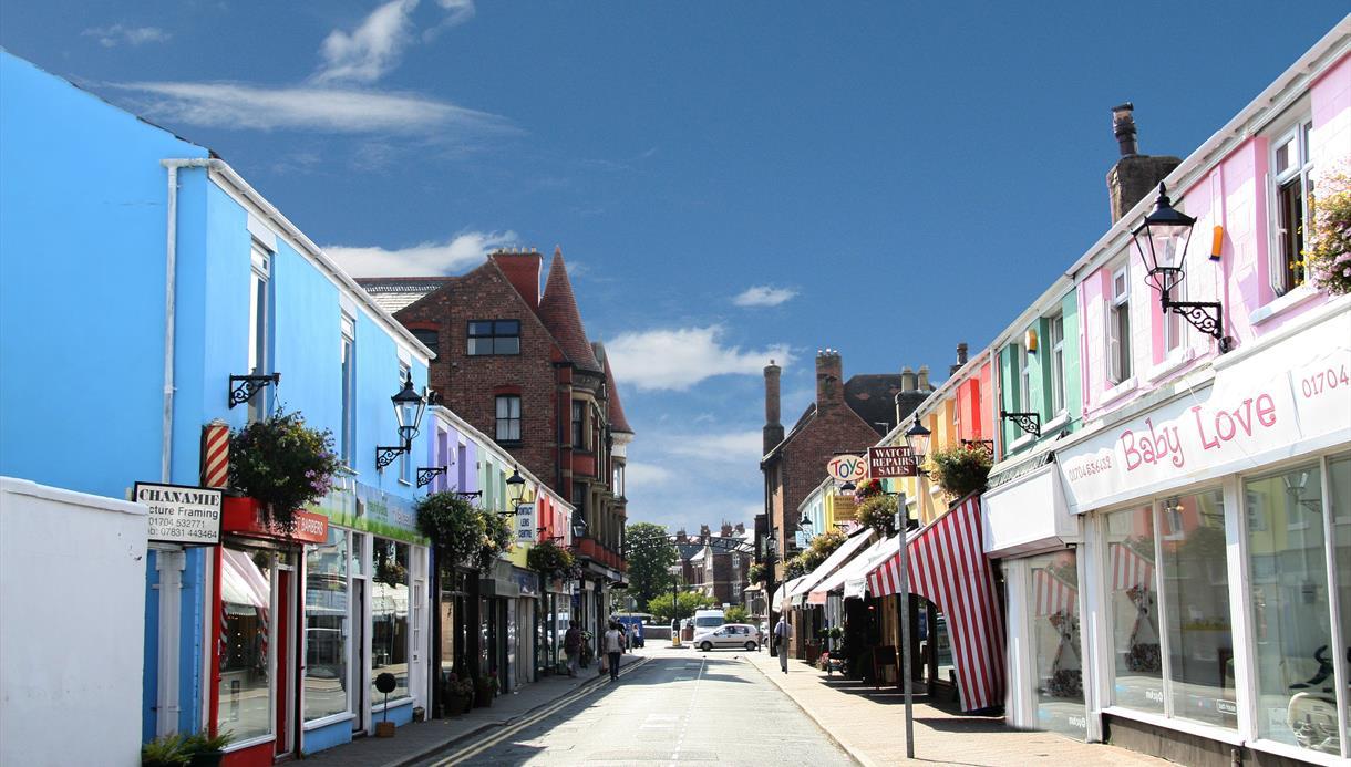 Wesley Street