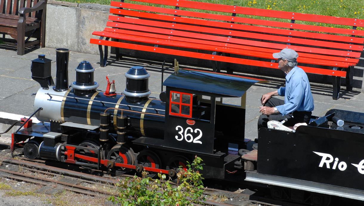 Lakeside Miniature Railway
