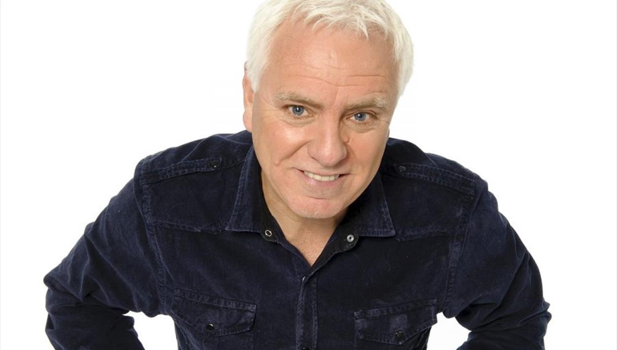 Dave Spikey: A Funny Thing Happened