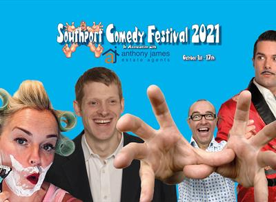 Southport Comedy Festival Best of the Fest