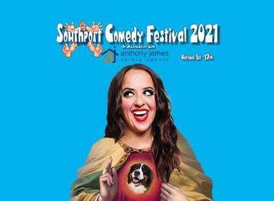 Luisa Omielan Southport Comedy Festival
