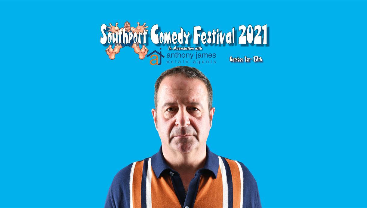 Mark Thomas Southport Comedy Festival