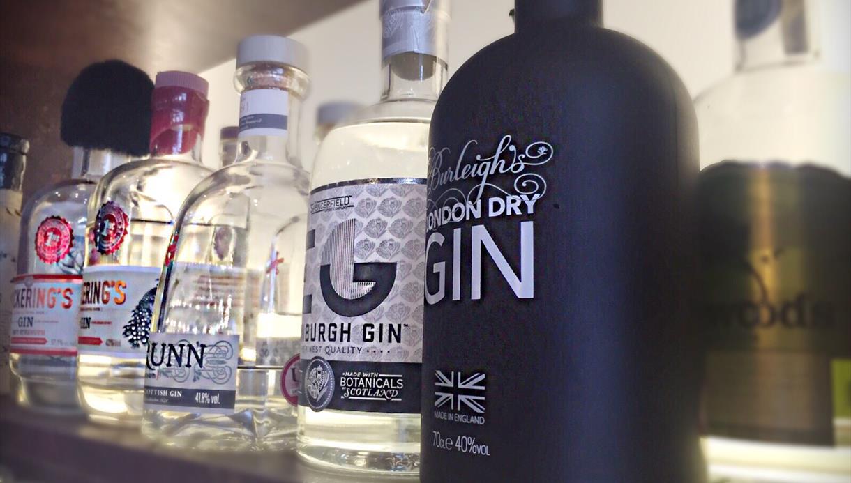 Gin at Remedy