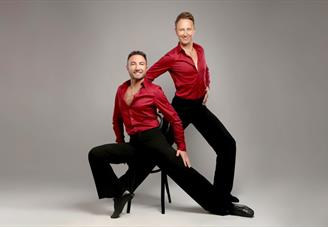 Ian Waite & Vincent Simone: Act Two