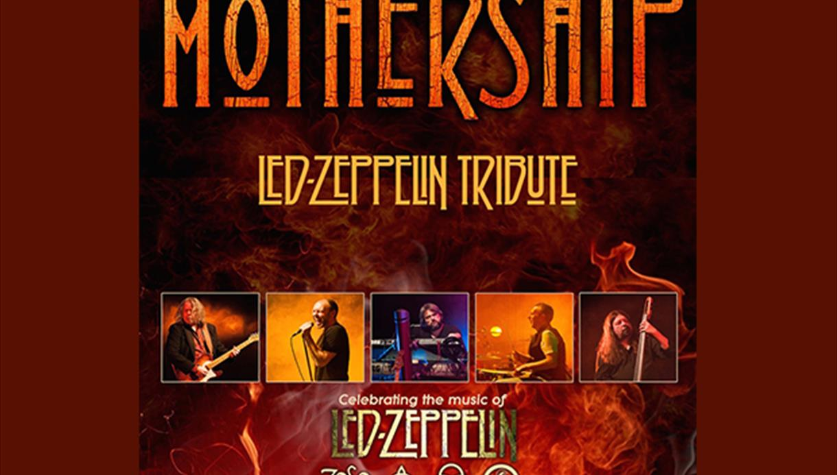 MOTHERSHIP: Led Zeppelin Tribute - RESCHEDULED