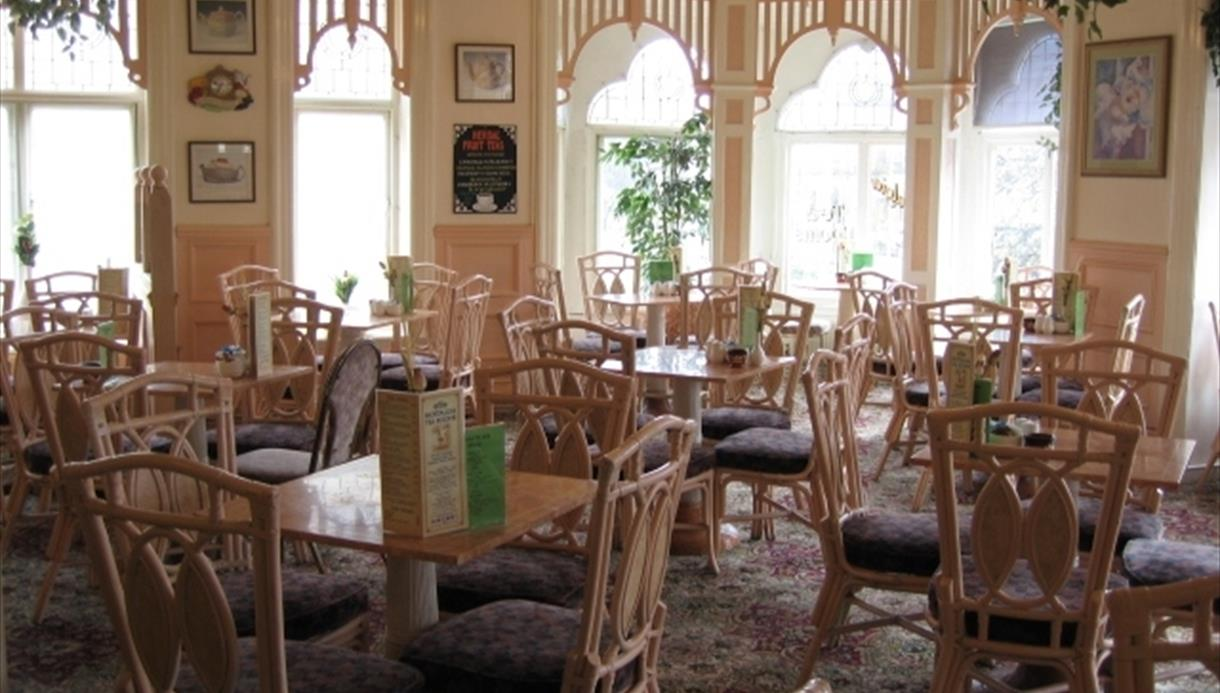 Nostalgia Tea Rooms