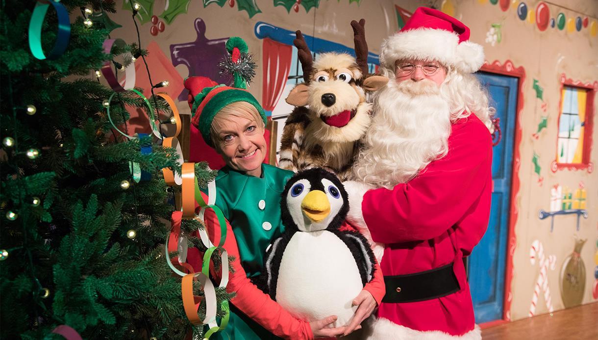 Santa's Best Christmas Ever