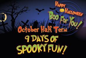 Happy Halloween at Southport Pleasureland