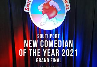Southport New Comedian of the Year 2021 Grand Final