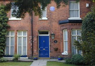 Frank Hornby's House