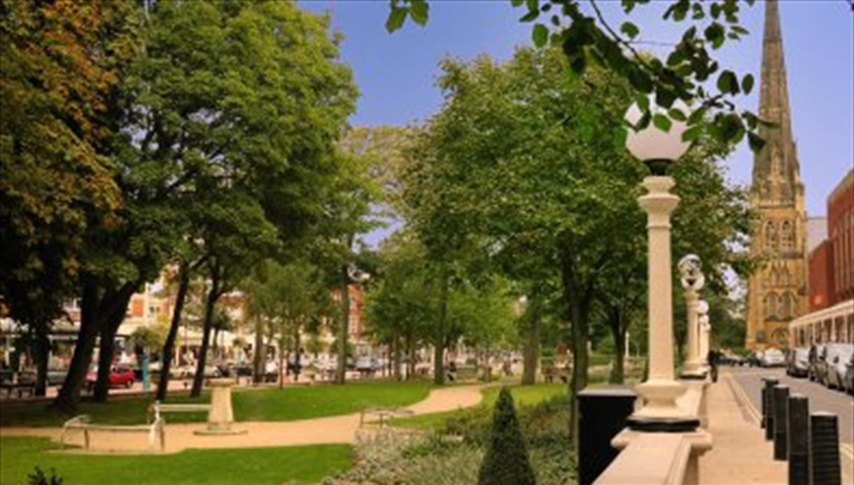 Lord Street Gardens
