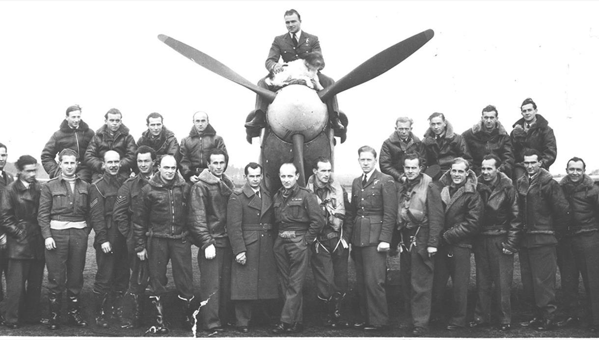Photo. 317 Woodvale. 1942.