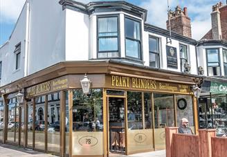 Peaky Blinders Bar