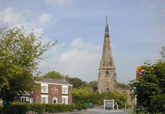 Punch Bowl and St. Helens Church