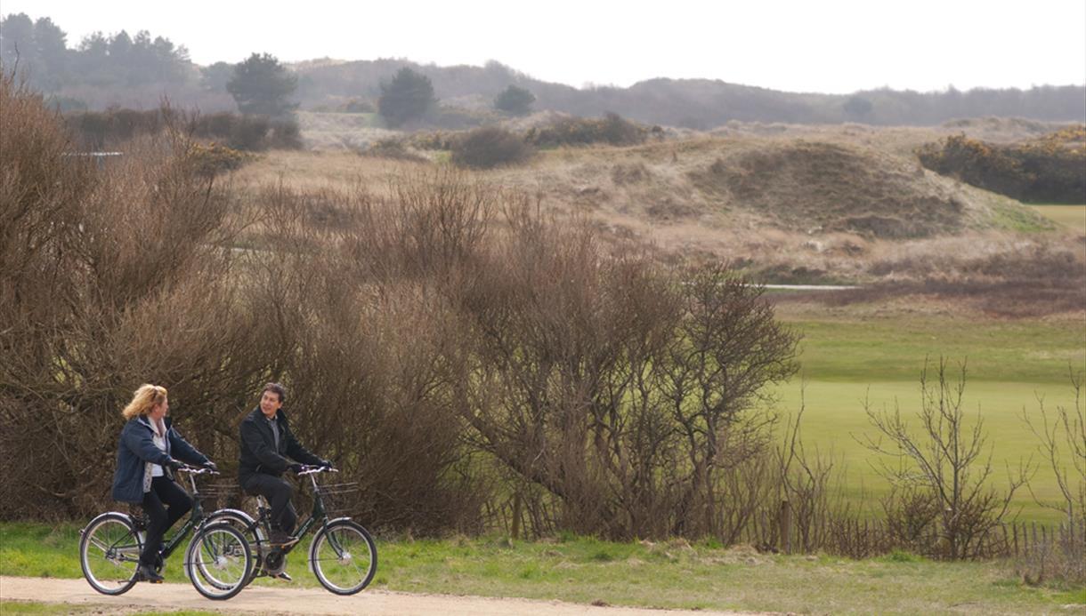 Mallard Cycle Route