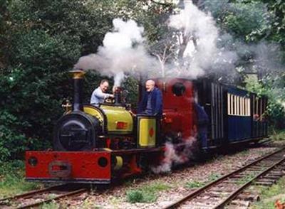 West Lancs Railways
