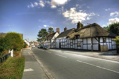 Towns & Villages in Lichfield & Tamworth