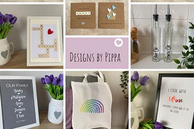 Designs by Pippa