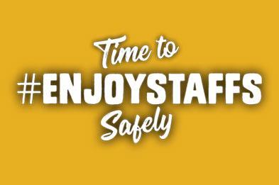 Enjoy Staffs Safely