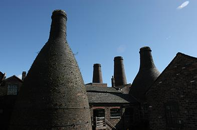Towns & villages in Stoke on Trent