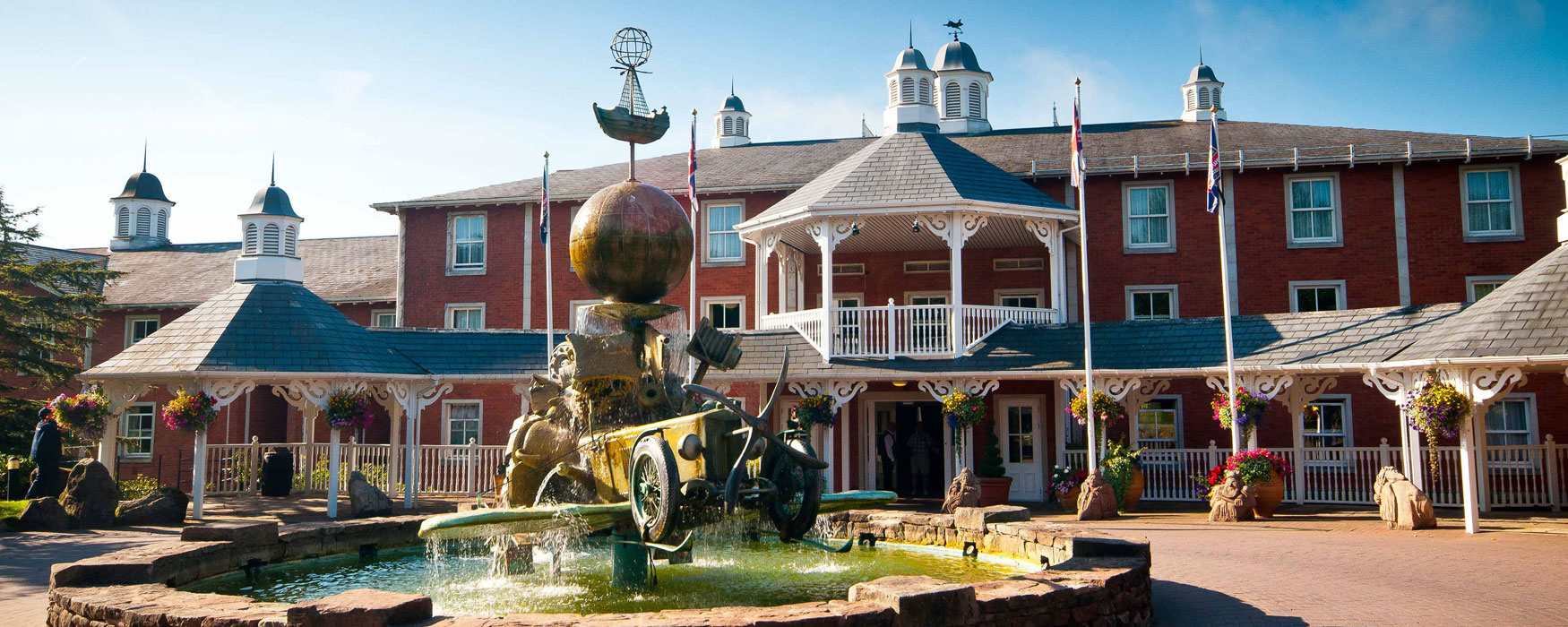 stay at the alton towers resort