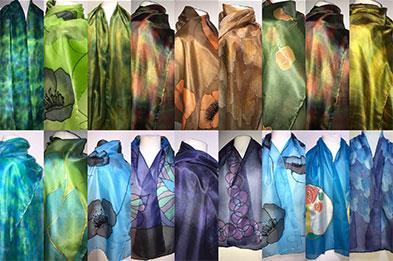 Designer Silk Artist