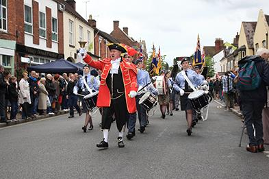 Towns & Villages in South Staffs