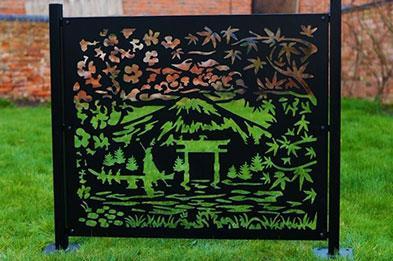 Logi Garden Art
