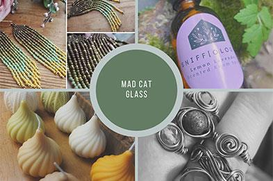 Mad Cat Glass