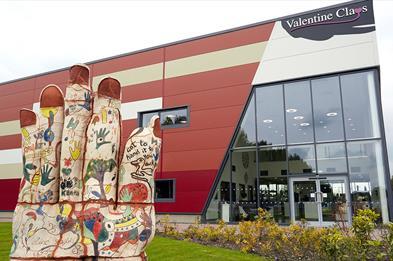 Valentine Clay's new HQ