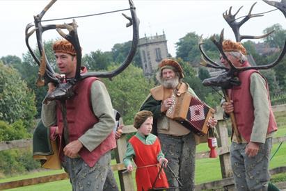 Abbots Bromley Horn Dance
