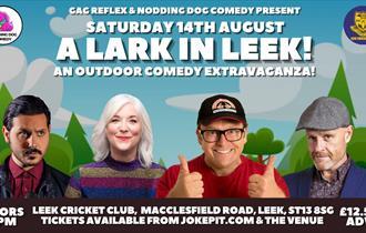 A Lark in Leek!