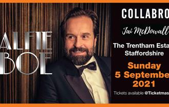 On Sunday 5 September 2021, Alfie Boe, Collabro and Jai McDowall perform live at the Trentham Estate, Staffordshire.