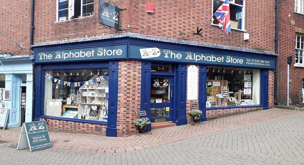 The Alphabet Store