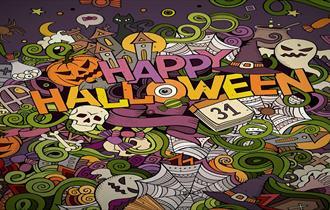 Totally Locally Leek Spooktacular Halloween Trail